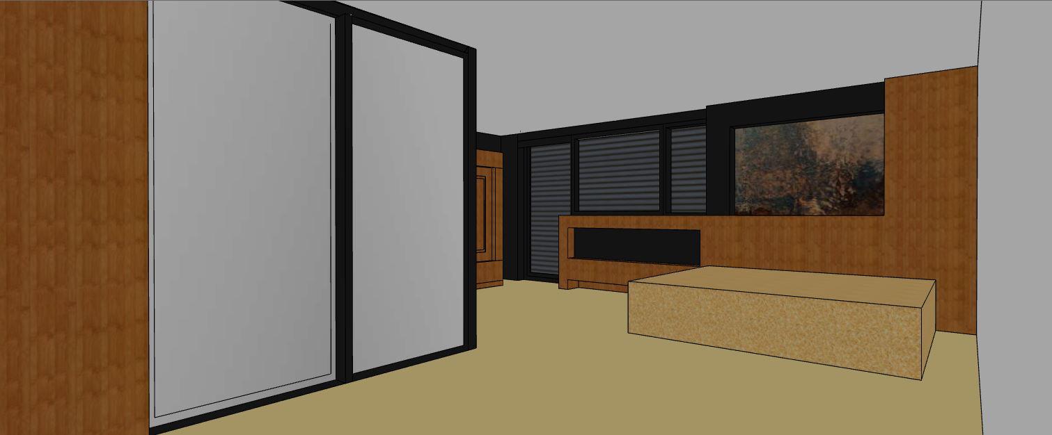 verbouwing eerste verdieping Huizen